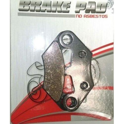 Тормозные колодки Motor Tech F081 для CF Moto