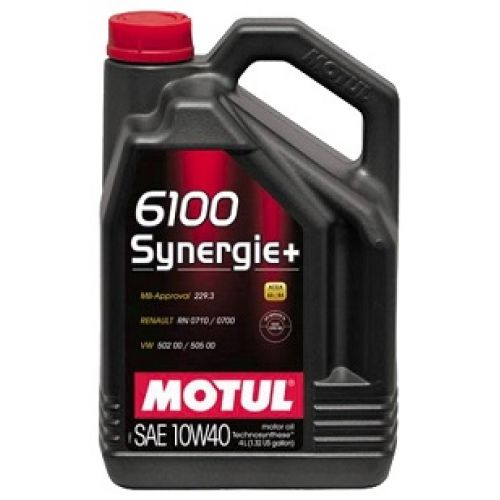 Motul 6100 Synergie+ SAE 10W40 (4л)