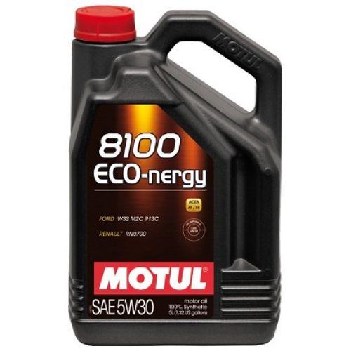 Motul 8100 Eco-nergy SAE 5W30 (5л)