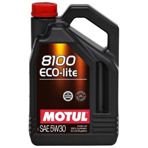 Motul 8100 Eco-lite 5W30 (5л)