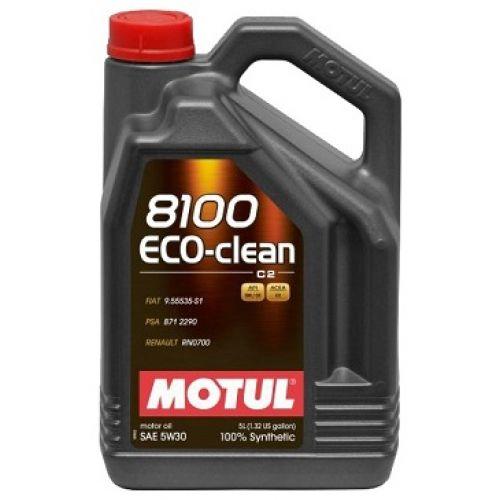 Motul 8100 Eco-clean 5W30 (5л)