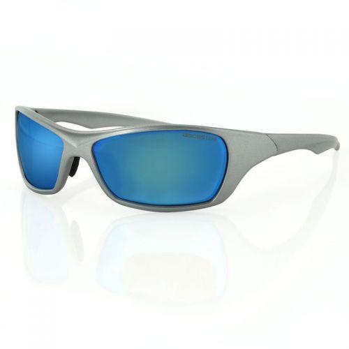 Очки Bolt Blue Mirror/Smoke, цвет Синий, зеркальные