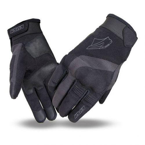 Перчатки ESSENCE текстиль, цвет Черный RUSH (S)