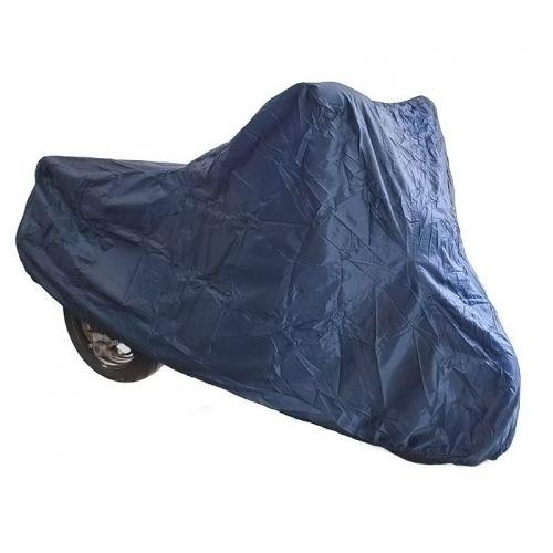 Чехол для мотоцикла 11102A    203x89x119 см    (M), цвет Синий