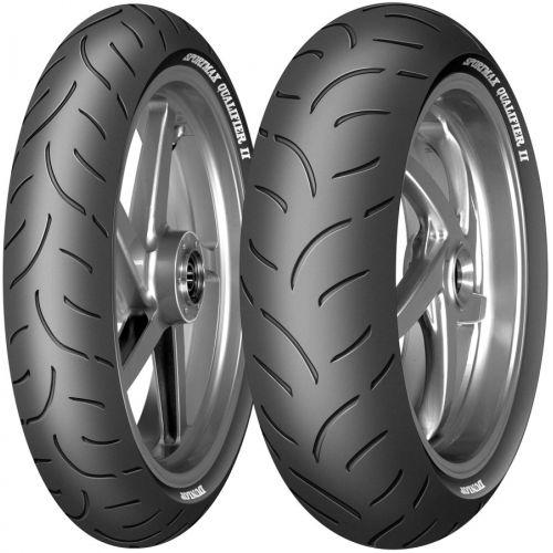 Dunlop Sportmax Qualifier II 180/55/17 73w задняя