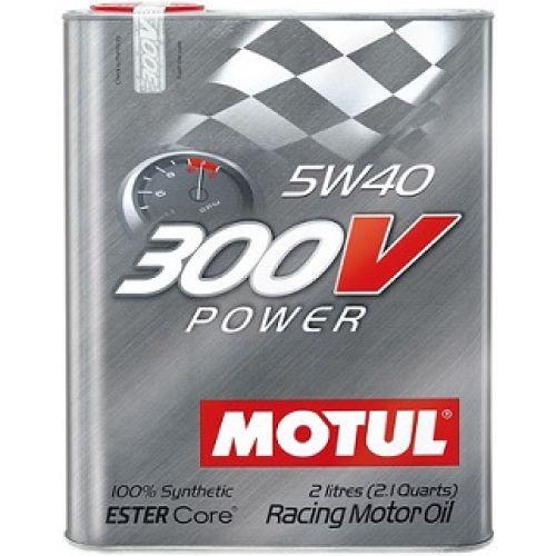 MOTUL 300V Power SAE 5W40(2л)