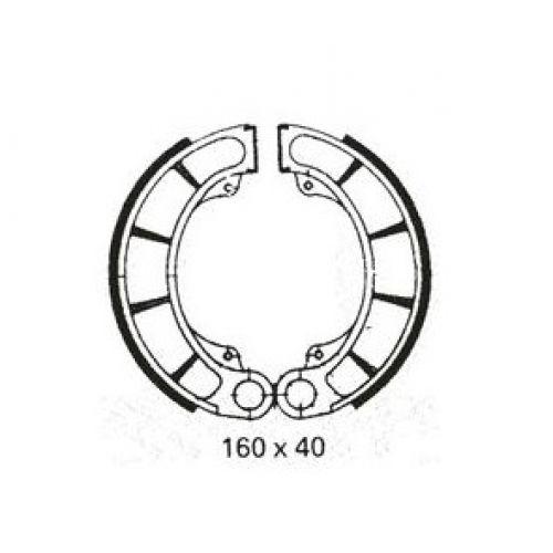 Тормозные колодки барабанные Ferodo FSB711
