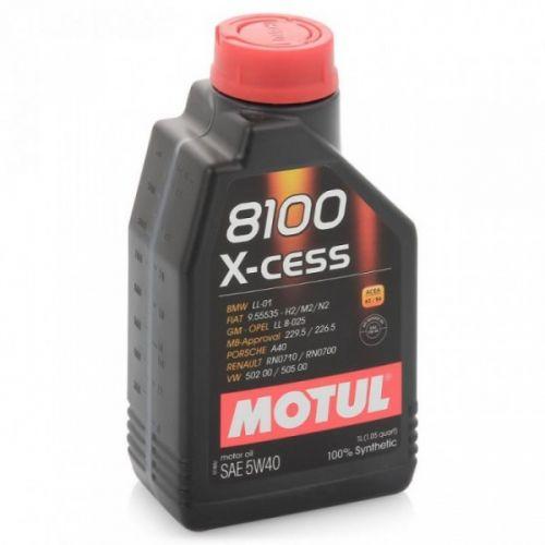 MOTUL 8100 X-CESS 5W40 (1 лт)