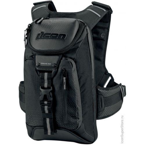 Icon рюкзак Squad 3 Backpack (черный) (3517-0282)