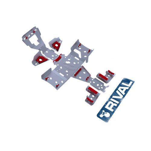 Защиты ATV и UTV Outlander ATV 400 650*450*150