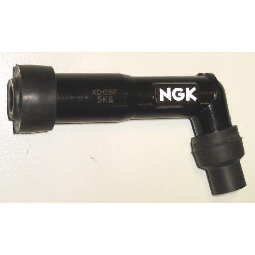 NGK Наконечник высоковольтного провода XD05F 8072