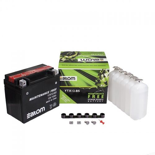 ATOM Аккумулятор YTX12-BS MF