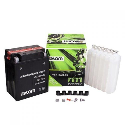 ATOM Аккумулятор YTX14AH-BS MF