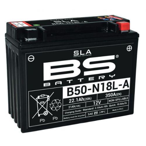 Аккумулятор BS-Battery AGM серии SLA 21 a/h Y50N18L-A (FA) B50N18L-A