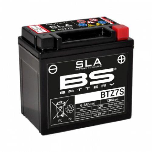 Аккумулятор BS-Battery (YTZ7S)
