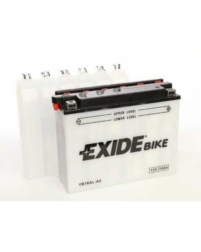 Аккумулятор EXIDE для снегоходов YAMAHA VK540 (12V 16Ah 175A)