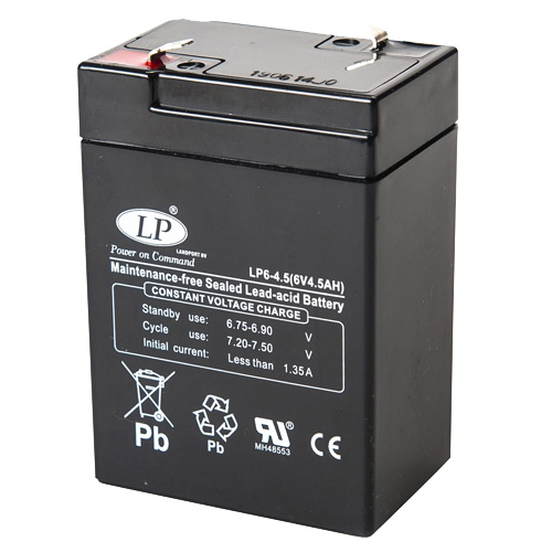 LP6-4.5 Аккумулятор силовой