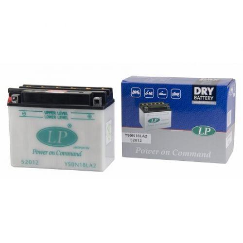 Аккумулятор сухозаряженый DRY Y50-N18L-A