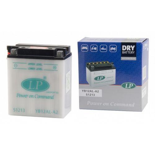 Аккумулятор сухозаряженый LANDPORT DRY YB12AL-A2