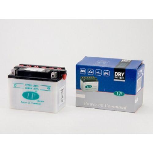 Аккумулятор сухозаряженый DRY YB9-B