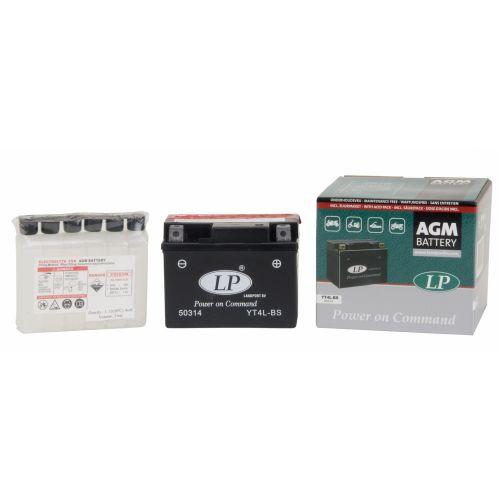 Аккумулятор AGM YT4L-BS