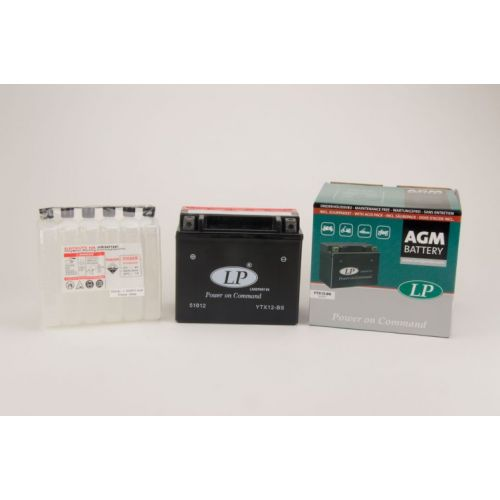 Аккумулятор AGM YTX12-BS
