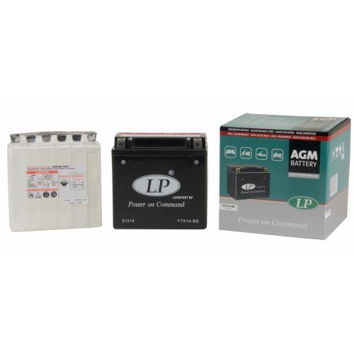 Аккумулятор AGM YTX14-BS