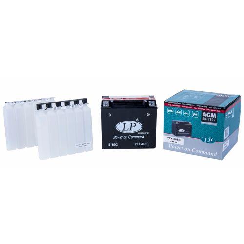 Аккумулятор AGM YTX20-BS