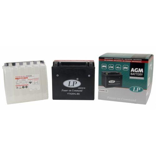 Аккумулятор AGM YTX20HL-BS