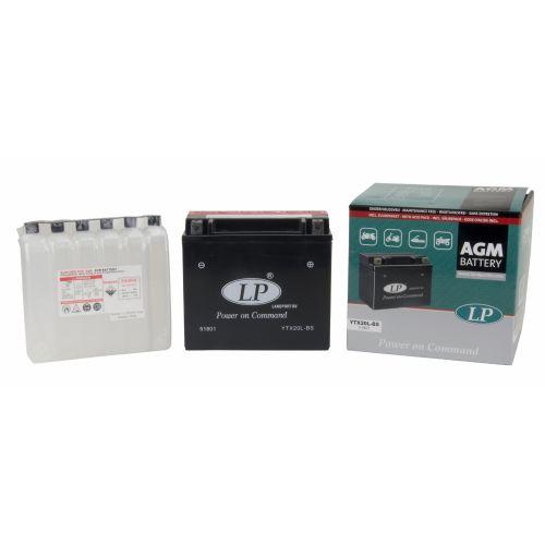 Аккумулятор AGM YTX20L-BS