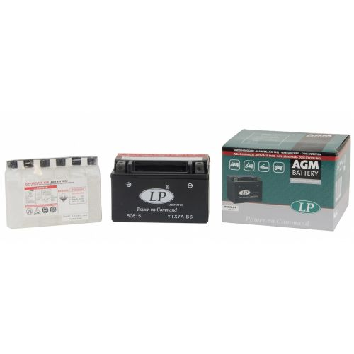 Аккумулятор AGM YTX7A-BS