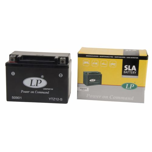 Аккумулятор SLA герметизированный YTZ12S