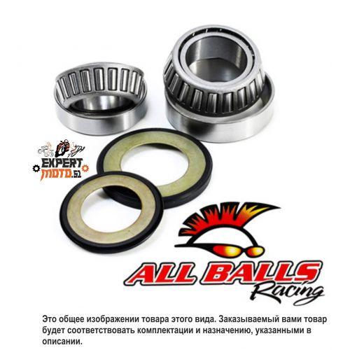 ALL BALLS Комплект подшипников и пыльников рулевой колонки 22-1003