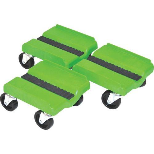 Платформы на колесах пластик Arctic Cat (зеленые)
