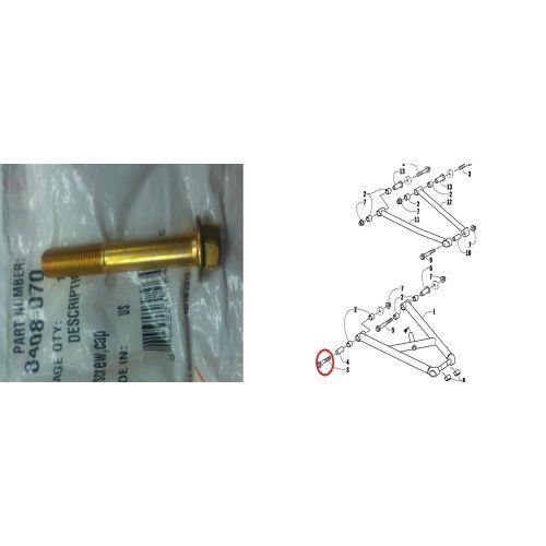 Винт рычага переднего с.х AC 8408-070