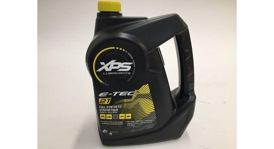 Синтетическое масло XPS для 2-тактных двигателей, 3,8 литра.