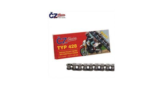 Цепь CZ Chains 428 Basic 132 звена 428basic-132