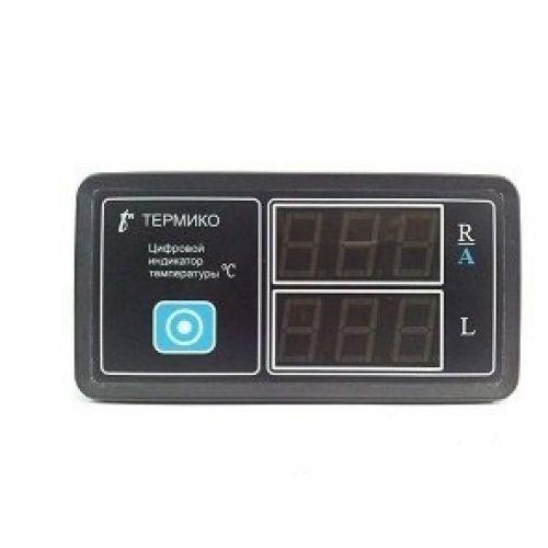 Индикатор температуры ДВС ЦИТД-5 с врез.датчиками.