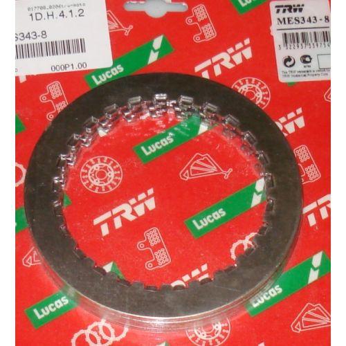 TRW Комплект стальных дисков сцепления MES343-8, замена для 22321-MR7-000