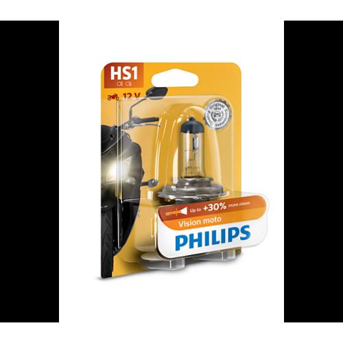 Лампа HS1 12V 35/35 W (PX43T)