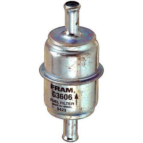 Топливный фильтр тонкой очистки топлива Fram G3606