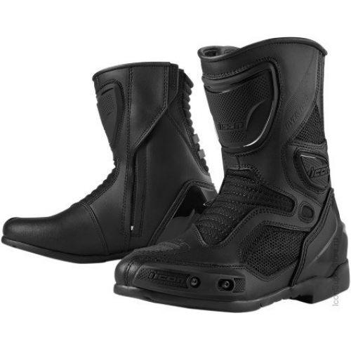 Ботинки Overlord Boot (черные, женские) (5.5)