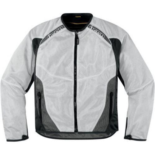 Куртка Anthem Mesh Jacket белая LG