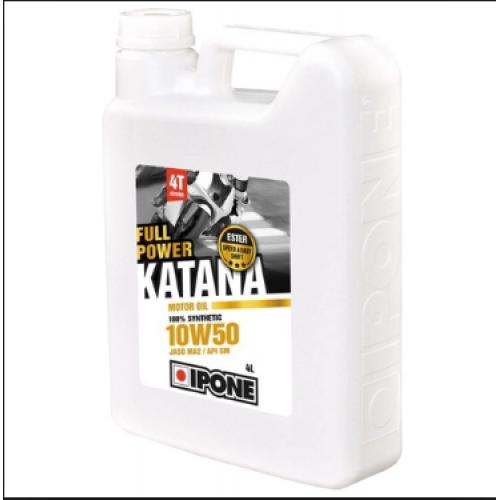 IPONE FULL POWER KATANA 10W50  4 литра