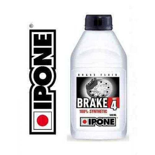 IPONE BRAKE FLUID DOT4