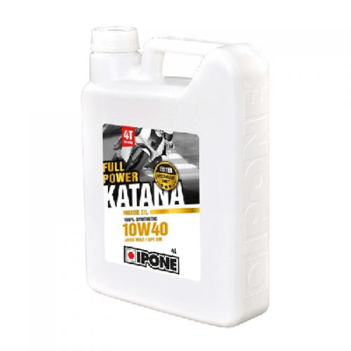 IPONE Масло 4Т Full Power Katana 10W40 4L