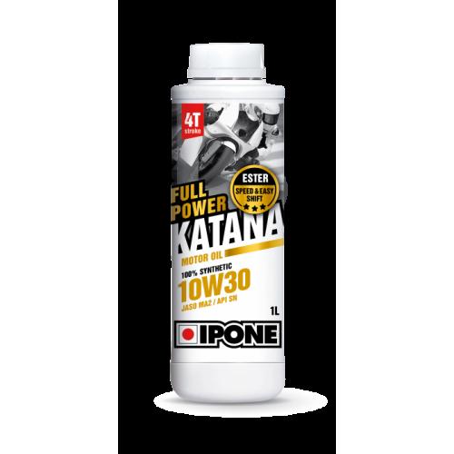IPONE Масло 4Т Full Power Katana 10W30 1L