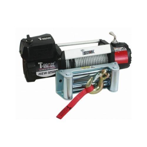 Лебедка электрическая HEW 12500 X Power 12в