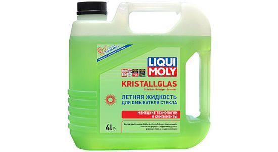 Жидкость стеклоомывателя. летняя Liqui Moly