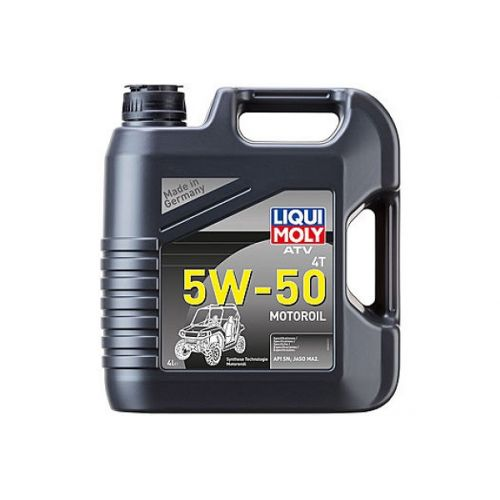 НС-синтетическое моторное масло ATV 4T Motoroil 5W-50 1л